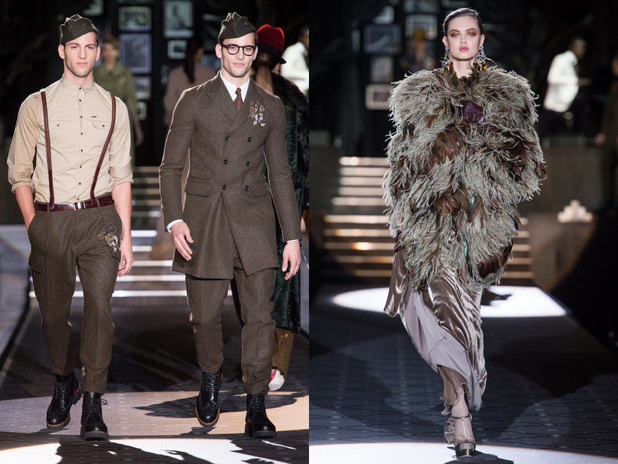 Неделя моды в Милане:  День 2. Изображение № 10.