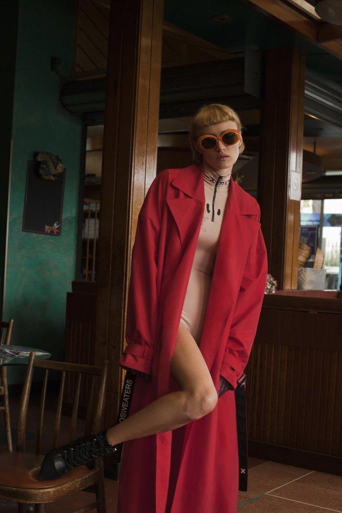 Tattoosweaters представили красивую съёмку  с фотодуэтом Bénin Paris. Изображение № 7.
