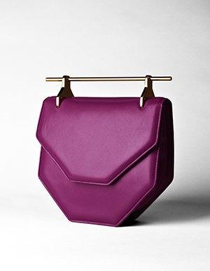 Геометричные сумки M2Malletier. Изображение № 3.