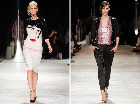 Показы Milan Fashion Week SS 2012: День 3. Изображение № 4.