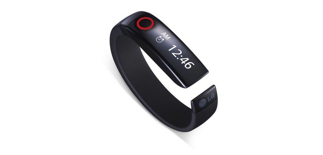 На недавней крупной выставке CES 2021 LG представила фитнес-трекер Lifeband Touch,. Изображение № 2.