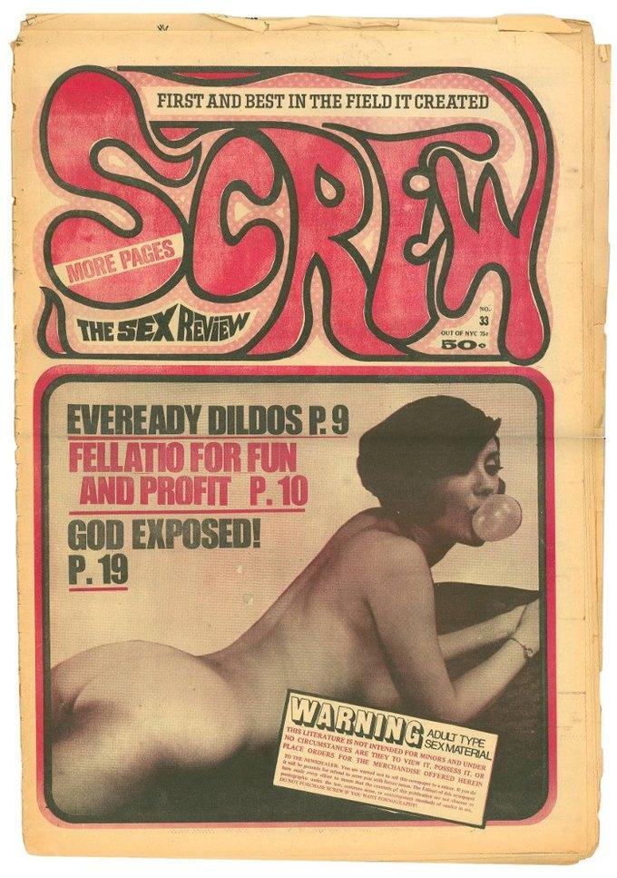 Ушедшая эпоха: 6 эротических журналов прошлого столетия. Изображение №8.