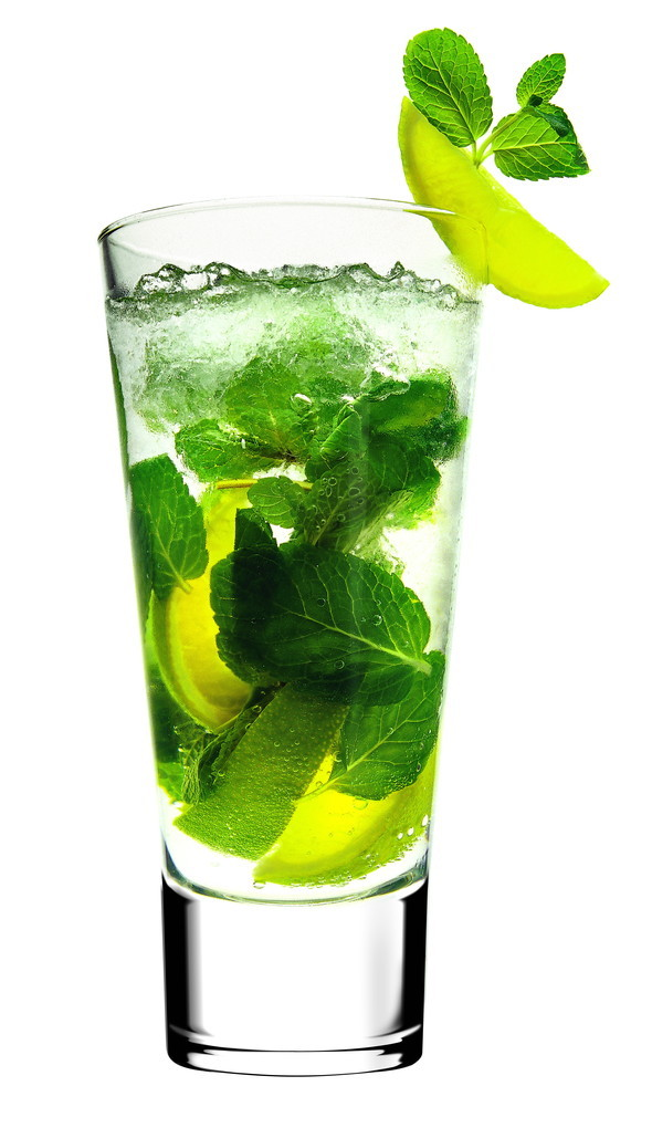 Новый стиль Bacardi Mojito — Look At Me