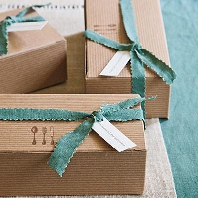 55 идей для упаковки новогодних подарков. Изображение № 88.
