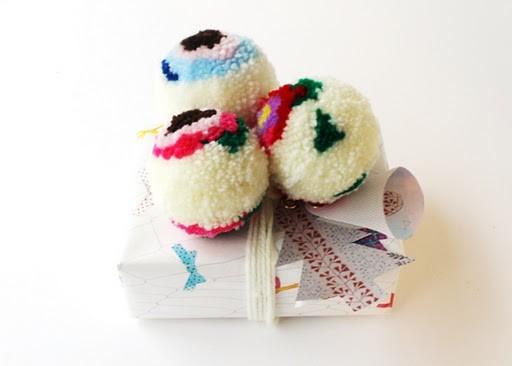 55 идей для упаковки новогодних подарков. Изображение № 22.