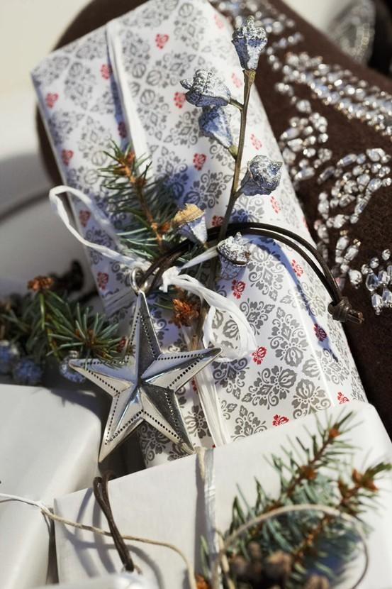 55 идей для упаковки новогодних подарков. Изображение № 34.
