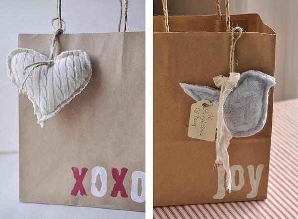 55 идей для упаковки новогодних подарков. Изображение № 56.
