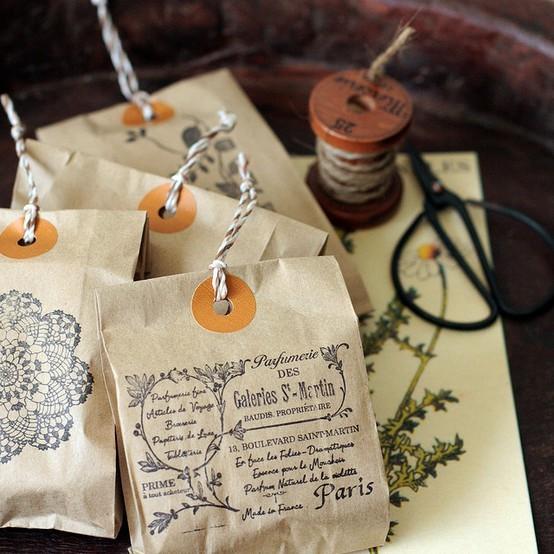 55 идей для упаковки новогодних подарков. Изображение № 131.