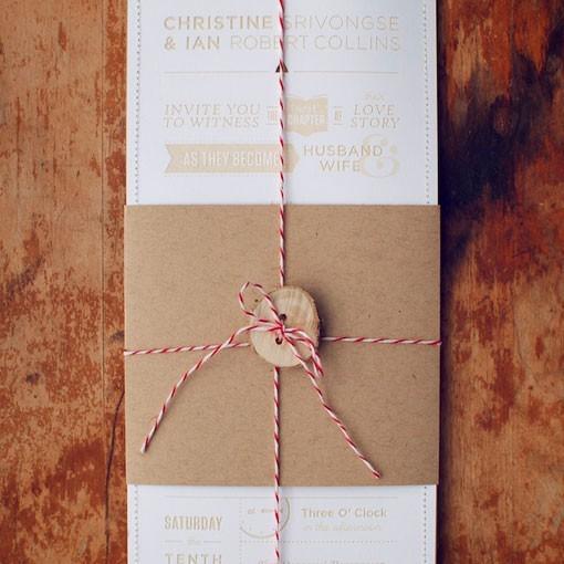 55 идей для упаковки новогодних подарков. Изображение № 7.