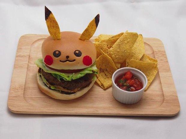 В Токио откроется кафе имени Пикачу. Изображение №1.