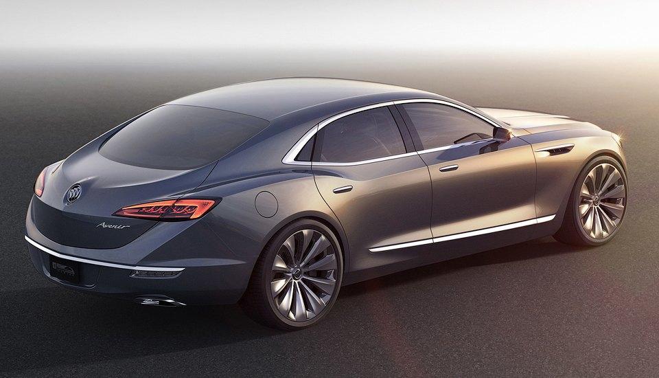11 автомобилей будущего с салона в Детройте — Look At Me