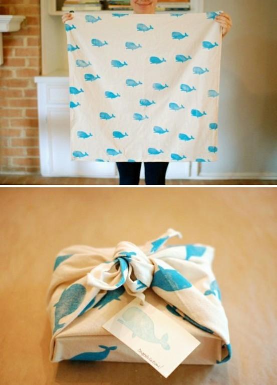 55 идей для упаковки новогодних подарков. Изображение № 116.
