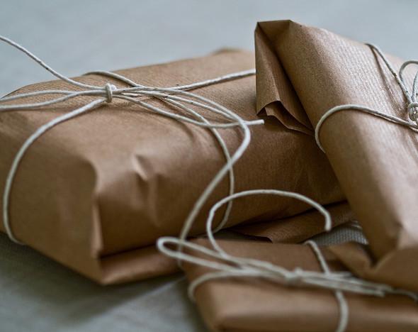 55 идей для упаковки новогодних подарков. Изображение № 92.