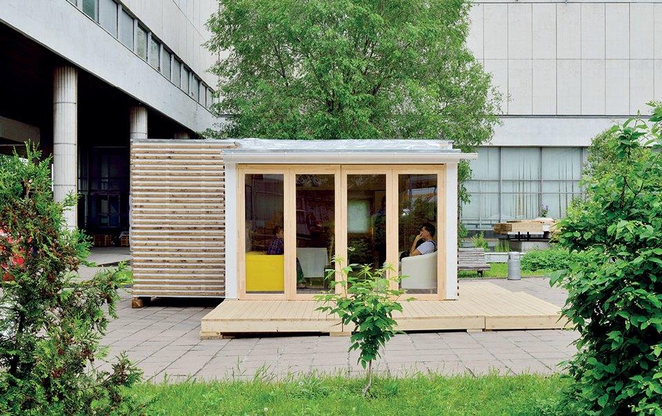 Создатель Futteralhaus<br /><br /> о том, почему умрёт традиционная архитектура. Изображение №3.