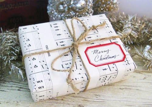 55 идей для упаковки новогодних подарков. Изображение № 105.