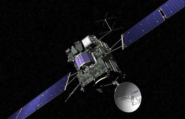 Картинки по запросу «Розетта» космический аппарат