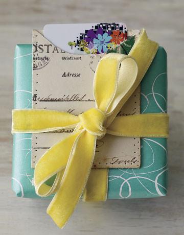 55 идей для упаковки новогодних подарков. Изображение № 75.