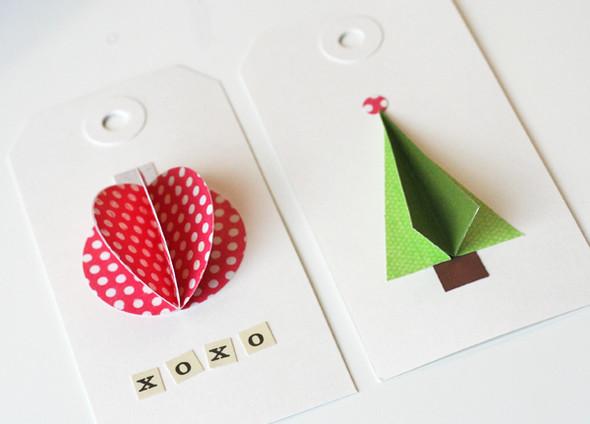 55 идей для упаковки новогодних подарков. Изображение № 119.
