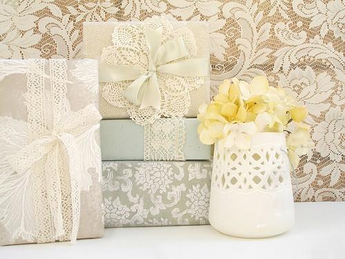 55 идей для упаковки новогодних подарков. Изображение № 82.