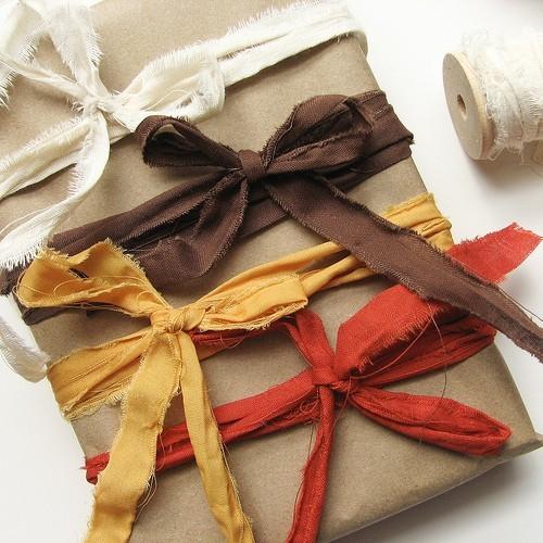 55 идей для упаковки новогодних подарков. Изображение № 85.
