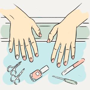 Сколько стоит маникюр, если у тебя шесть пальцев?