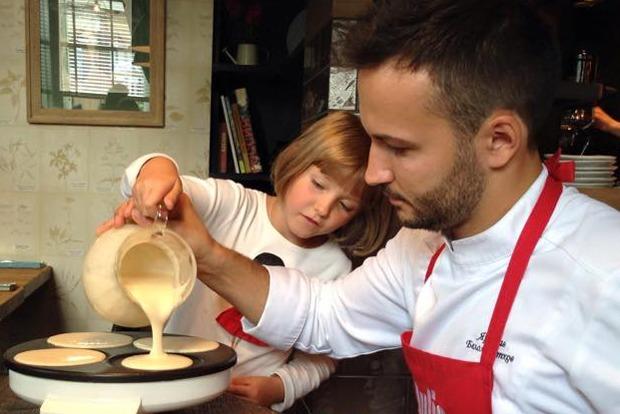 10 ресторанов, в которых есть развлечения для детей — Гид The Village на The Village