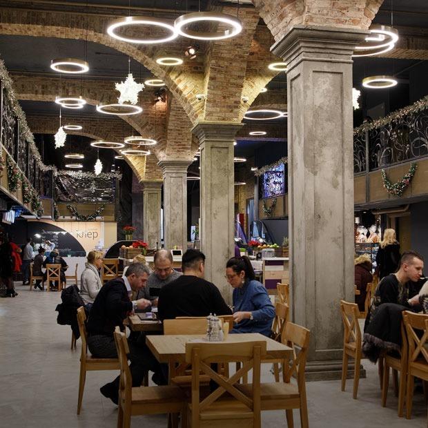 Центральный рынок на Рождественском бульваре — Место на The Village