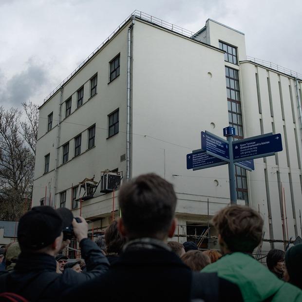 Защитники Таганской АТС — о важности сохранения здания