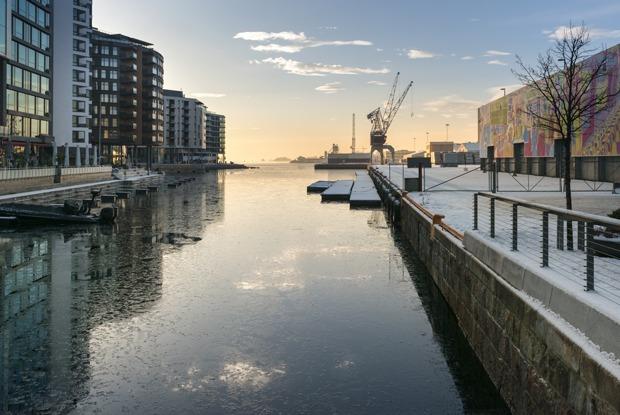Cколько стоит жизнь в Осло — Как у них на The Village