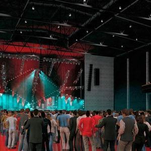 В Москве откроется новая концертная площадка на 8 тысяч зрителей — Weekend на The Village
