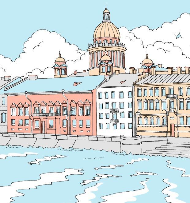 Планы на майские: Гид по Петербургу