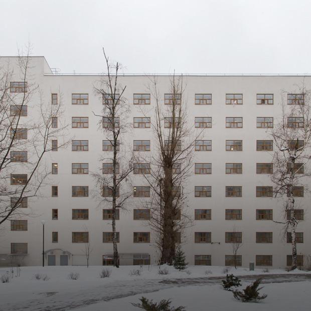Я живу в доме-коммуне на улице Орджоникидзе — Где ты живёшь на The Village
