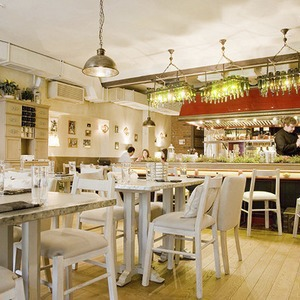 В Месте: Ресторан Uilliam's — Рестораны на The Village