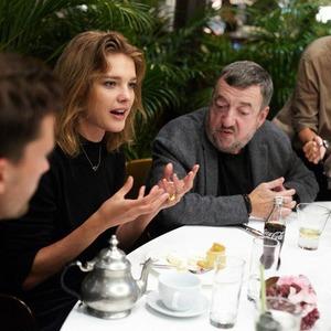 Разговоры на ужине: Люди, которые делают красоту