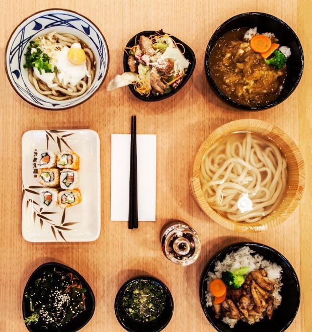 Новое место: Лапшичная «Марукамэ»