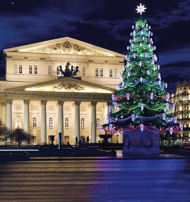 Великие луки: Как украсят Москву к Новому году — Город на The Village