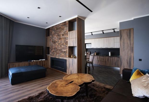 Квартира для холостяка в Геленджике