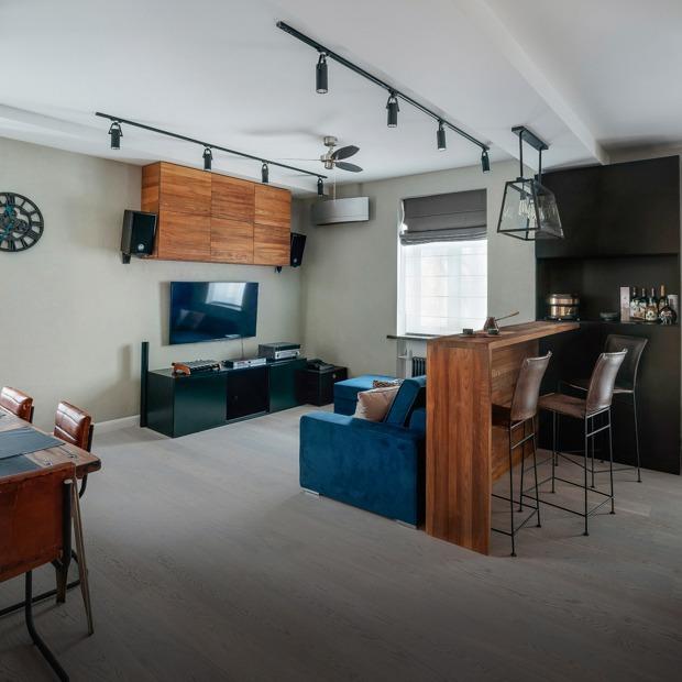Минималистичная квартира для заядлого путешественника — Квартира недели на The Village
