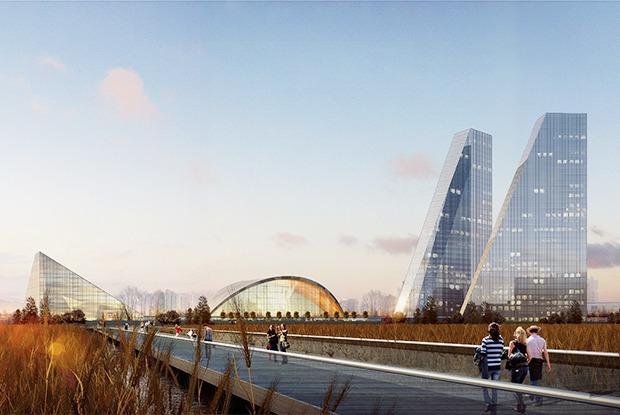 Какой будет Москва в 2035 году: 5 главных городских проектов