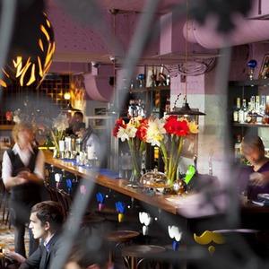 Новое место: Barry Bar — Новое место на The Village