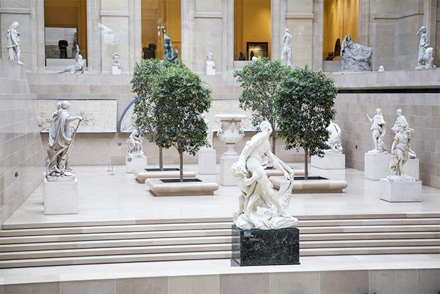 В греческом зале: Что публикуют в Instagram самые известные музеи мира — Галереи на The Village