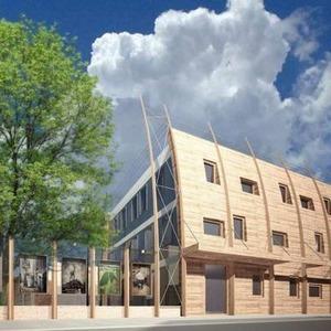 В Москве построят новый «зеленый» офис — Ситуация на The Village
