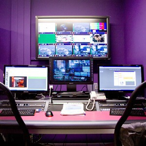 Офис телеканала «Дождь» на «Красном октябре»
