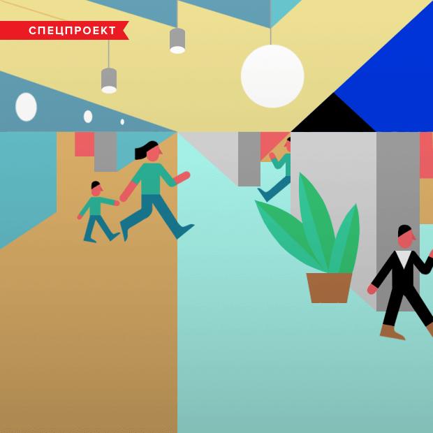 Райский уголок: Какой должна быть зона отдыха в торговом центре