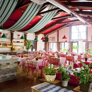 Новое место: Ресторан «Меркато»