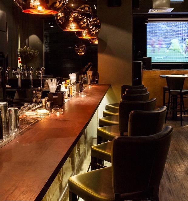 Фан-зоны: 5 новых спорт-баров в Москве