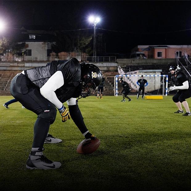 Как живет первая нижегородская команда по американскому футболу — Спорт на The Village