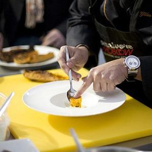 Трансляция Omnivore: Первый день мастер-классов и ужины — Еда на The Village
