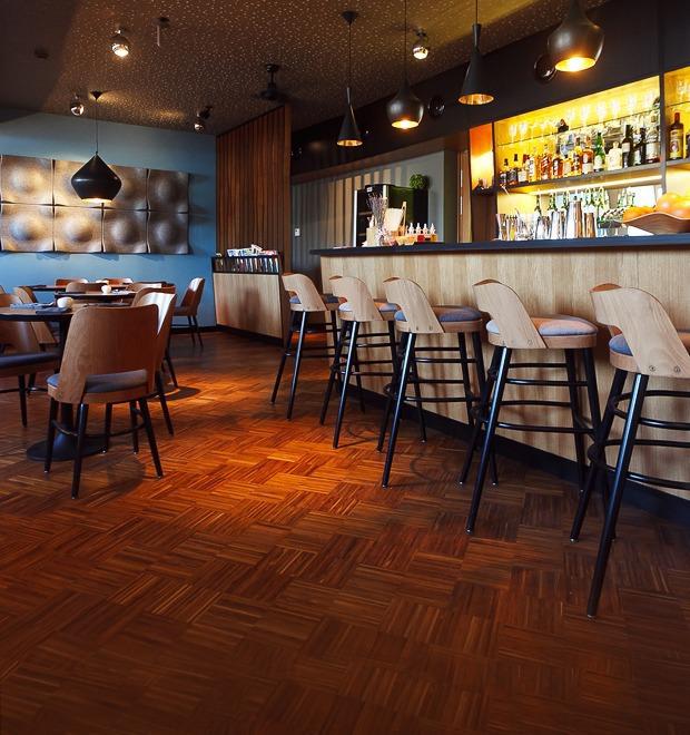 Новое место: Бар-ресторан Zig Zag