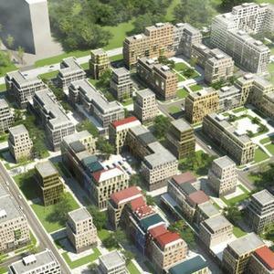 Городское планирование: Инфраструктура в городе-спутнике — Дом, в котором я живу на The Village